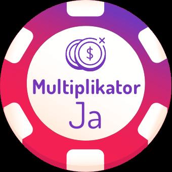 spielautomaten mit multiplikatoren