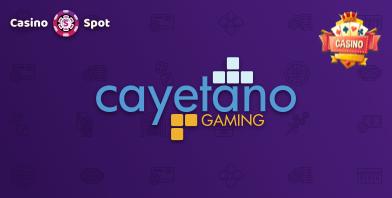 cayetano gaming hersteller casino