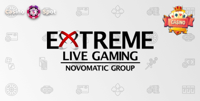 extreme live gaming hersteller casino