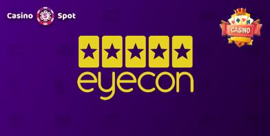 eyecon hersteller casino