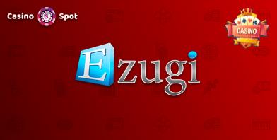 ezugi hersteller casino