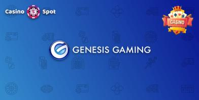 genesis gaming hersteller casino