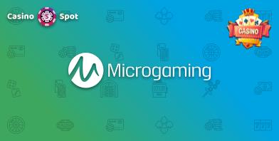 microgaming hersteller casino