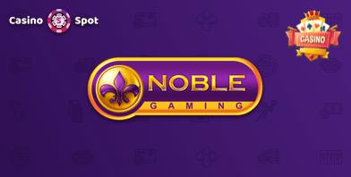 noble gaming hersteller casino