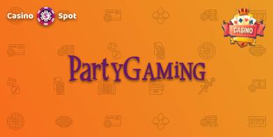 partygaming hersteller casino