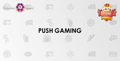 push gaming hersteller casino