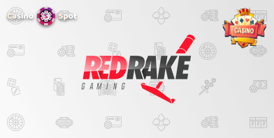red rake gaming hersteller casino