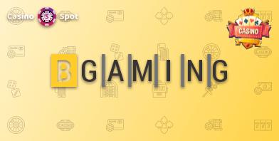 BGaming Online Casinos & Spielautomaten