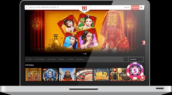 n1 casino games