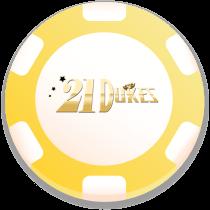 59 free spins bei 21 dukes casino bonus