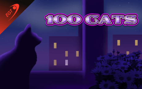100 cats spielautomat - euro games technology