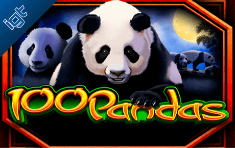 100 pandas spielautomat - igt wagerworks