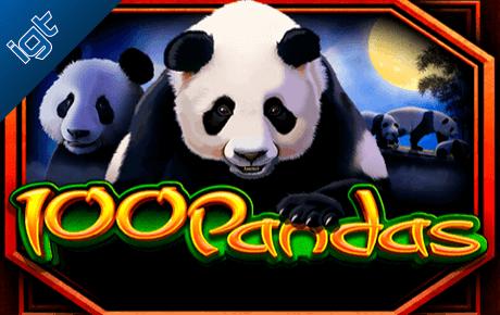 100 pandas spielautomaten - igt wagerworks