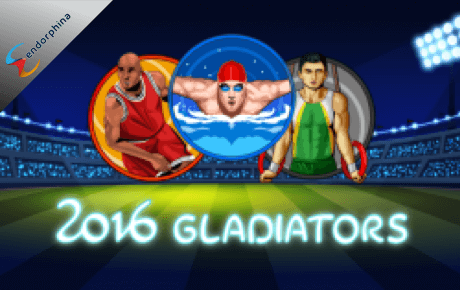 2016 gladiators spielautomat - endorphina