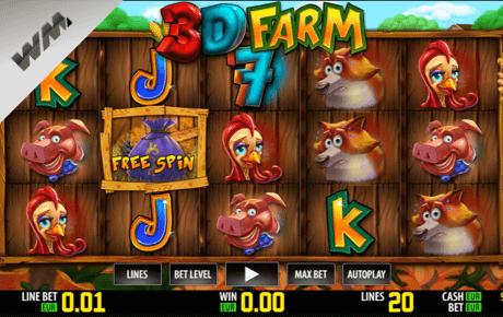 3d farm slot machine online