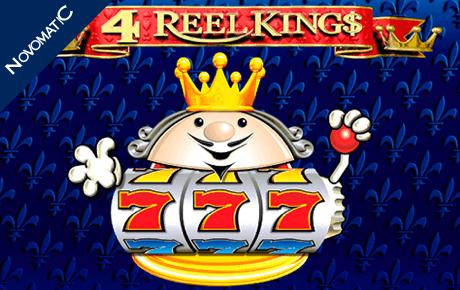 4 reels kings spielautomaten - novomatic
