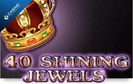 40 shining jewels spielautomat - casino technology