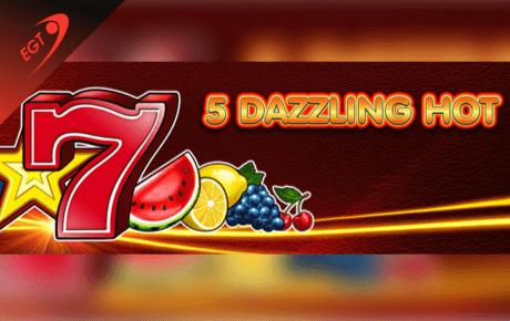 5 dazzling hot spielautomaten - euro games technology