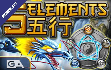 5 elements slot machine online