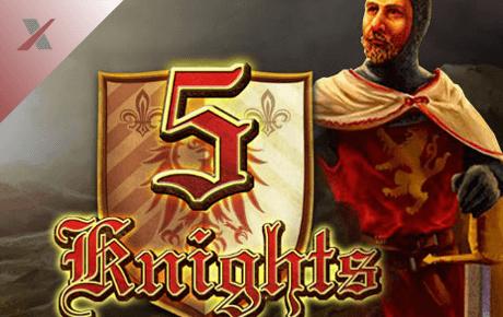 5 knights slot machine online