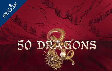 50 dragons spielautomat - aristocrat
