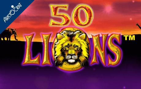 50 lions spielautomat - aristocrat