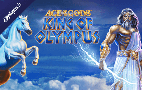 age of the gods king of olympus spielautomat - playtech