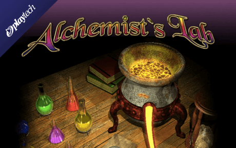 alchemists lab spielautomat - playtech