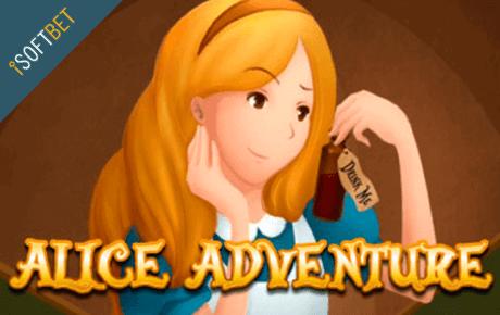 alice adventure spielautomat - isoftbet