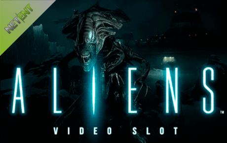 aliens spielautomat - netent