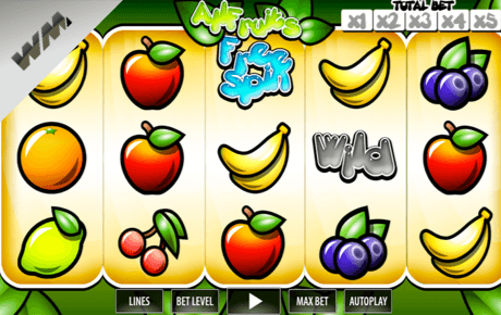 all fruits spielautomaten - world match