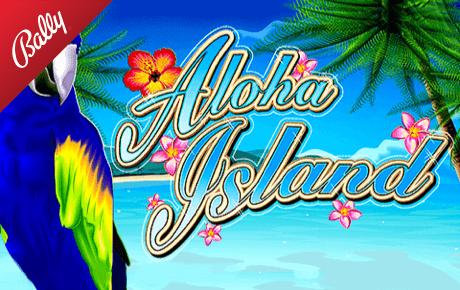 aloha island spielautomat - bally