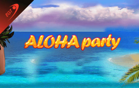 aloha party spielautomat - euro games technology