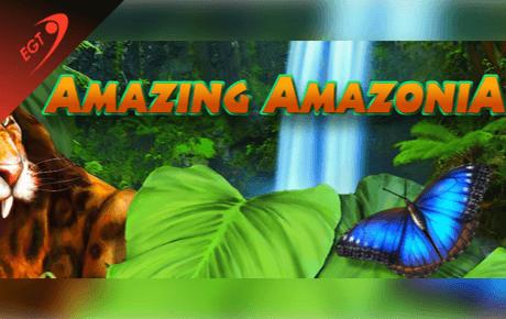 amazing amazonia spielautomat - euro games technology