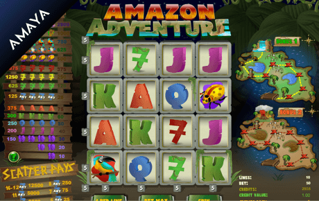 amazon adventure spielautomat - amaya chartwell