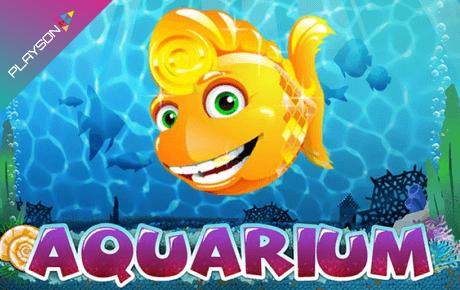 aquarium spielautomat - playson