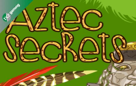 aztec secrets spielautomat - 1x2gaming