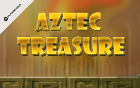 aztec treasure spielautomat - playpearls