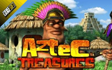 aztec treasures spielautomat - betsoft