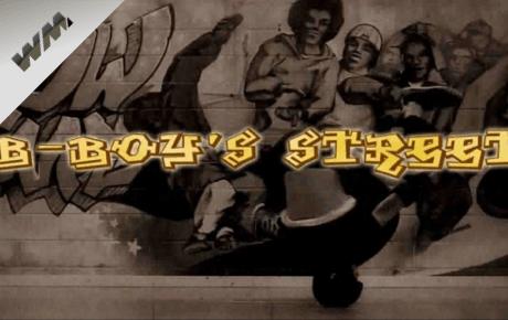 b-boys street spielautomat - world match