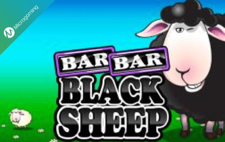 bar bar black sheep 5 reel spielautomat - microgaming