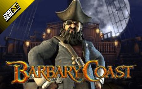 barbary coast spielautomat - betsoft