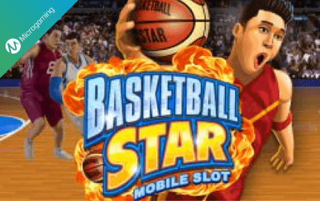 basketball star spielautomat - microgaming