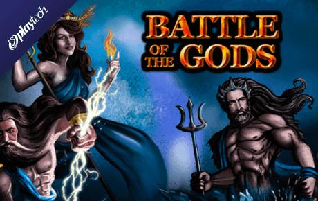 battle of the gods spielautomat - playtech