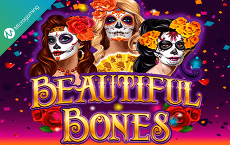 beautiful bones spielautomat - microgaming