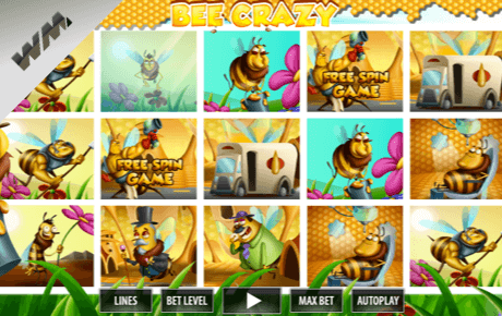bee crazy spielautomat - world match