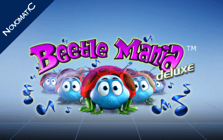 beetle mania deluxe spielautomat - novomatic