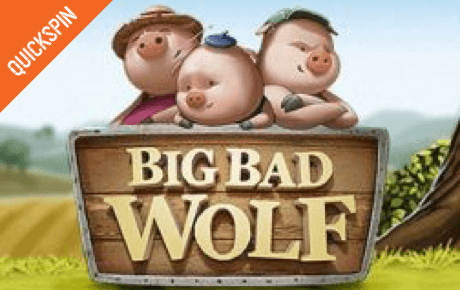 big bad wolf spielautomat - quickspin