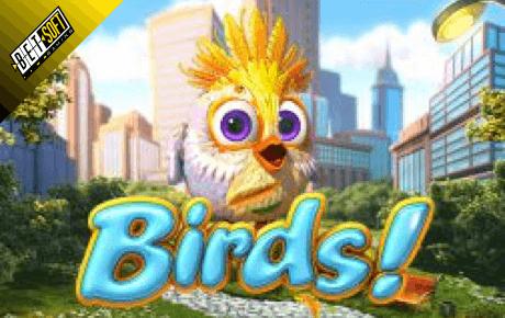 birds spielautomat - betsoft