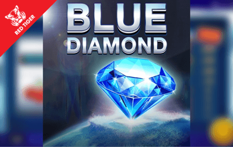 blue diamond spielautomat - red tiger gaming